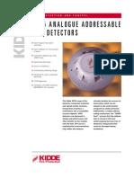 XP95 Detectors Data Sheet