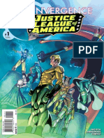 Convergence JLA Exclusive Preview