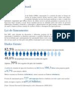 Aula 01c - Saneamento Brasil