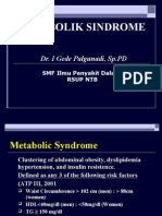 16. METABOLIK SINDROME