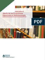 Criterios Para Evaluacion Bibliotecologica