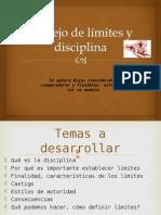 Manejo de Límites y Disciplina Mar 2012 (1)