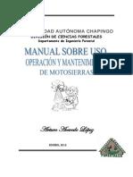 Manual de Motosierra Últ Ver