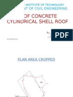 DESIGN OF CONCRETE SHELL ROOFS FOR AMPHI THEATRE