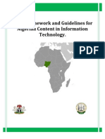 New Nigeria IT Local Content Policy_NITDA
