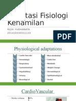 Adaptasi Fisiologi Kehamilan