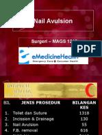Nail Avulsion s 3