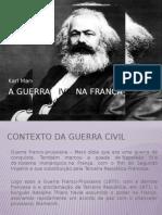 A Guerra Civil Na FrançA_Karl Marx