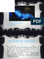 Exposicion Blues