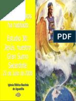 Jesus Nuestro Gran Sumo Sacerdote