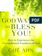God Wants to Bless You! by Ché Ahn