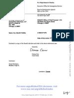 Saleh Faisal Ali, A095 917 975 (BIA Apr. 15, 2015)