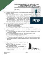 Apsa 15 - Radiação e Calor