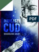 """""""Mniejszy cud"""" Magdalena Salik (fragment)"""