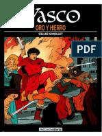 Vasco Vol 01 - Oro y Hierro