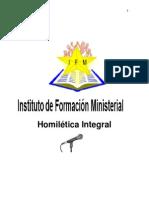 Homiletica Integral Version PDF