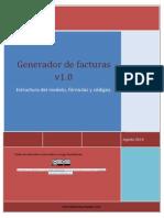 Factura Con Base de Datos - Guia v1.0