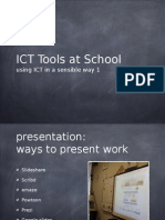 ICT Tools at School