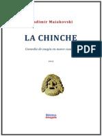 Mayakovski La Chinche