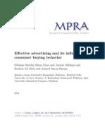 MPRA Paper 40689