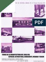 Cuaderno Laboratorio Historia Urbana N7