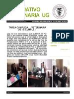 Informativo Veterinaria Ug Abril 2015