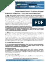 Normas Internaciones PDF