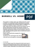 burwell vs