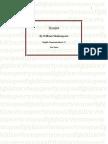 amadeo hamlet dialectical journal