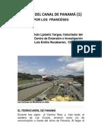Historia Del Canal de Panamá _1