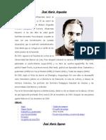 Biografias de Autores Peruanos