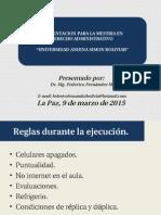 Presentacion Control Gubernamental