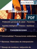 Bioseguridad - Instrumental