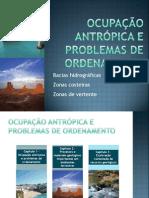 Ocupação Antrópica I