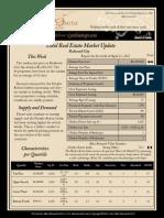 Redwood City Weekly Market Update