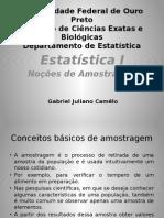 Estatistica I - N.amostragem
