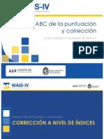 3- El ABC de La Puntuación y Corrección