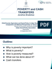 Child Poverty and Cash Transfers Byjonathan Bradshaw