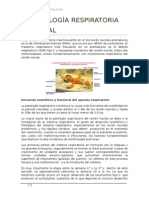 PED4 - Patolología Repiratoria Del Recién Nacido. Patología Del Desarrollo, Enfermedades Infecciosas y Síndrome de Aspiración Meconial