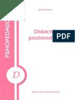 Didactica postmoderna - Mihai Stanciu.pdf