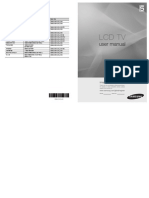 Samsung tv manual.PDF