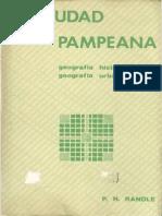 Randle LA CIUDAD PAMPEANA. Geografía Histórica-Geografía Urbana