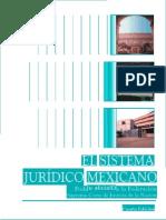 Sistema Jurídico Mexicano