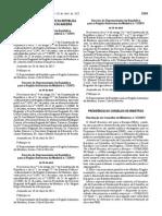 Decreto do Representante da República para a Região Autónoma da Madeira n.º 1/2015