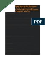 Polipektomi