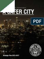 LAFD Strategic Plan 2015-17