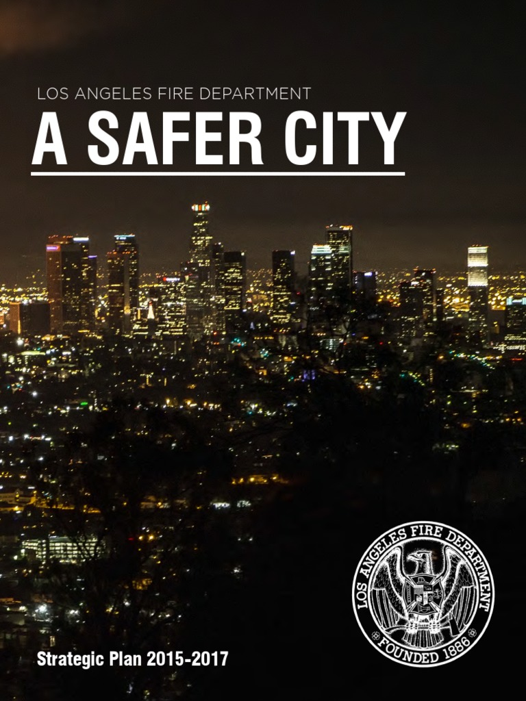 LAFD Strategic Plan 2015-17 | Emergency Medical Services | New York City  Fire Department