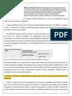 Fundação Da Gestão Financeira - Modulo 2