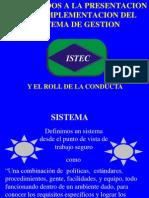 ISTEC gestion empresarial