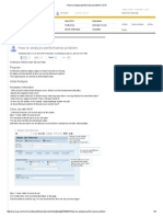 How to Analyze Performance Problem _ SCN